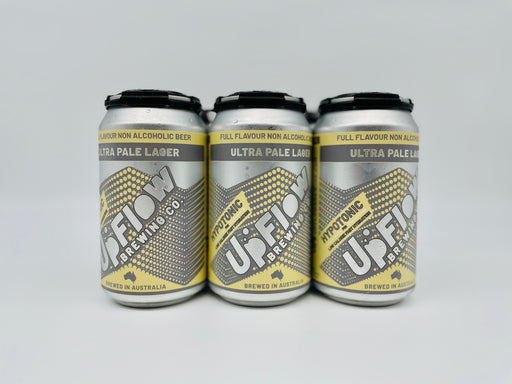 UpFlow Alcohol-Free Wheat Beer 6PACK