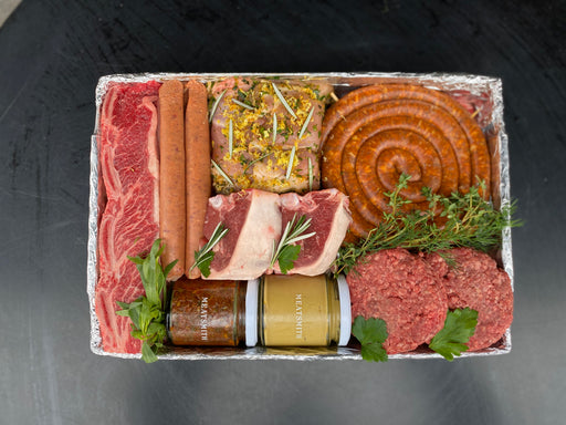 The Meatsmith Barbeque Box