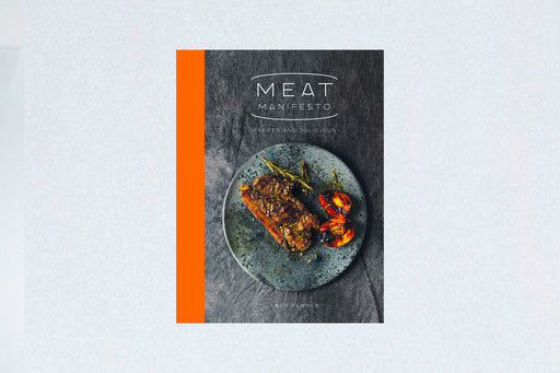 Meat Manifesto Cookbook, by Andy Fenner