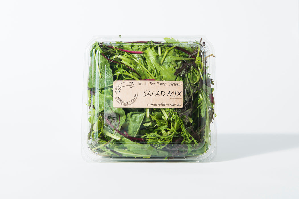 Ramarro Farm Salad mix