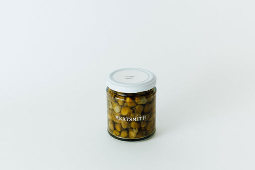 Pickled baby capers