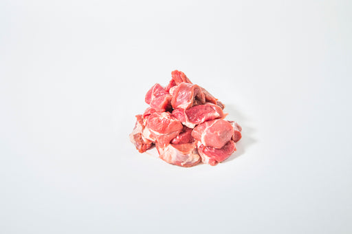Diced Lamb Shoulder