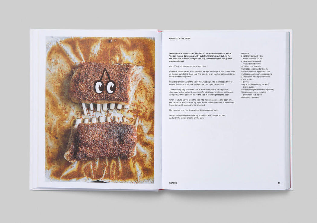 Supernormal Cookbook by Andrew McConnell