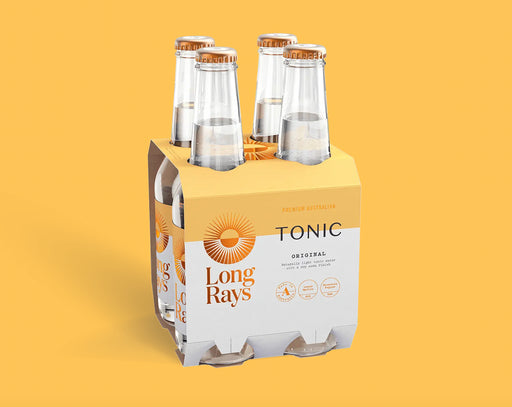 Long Rays Tonic 4pack