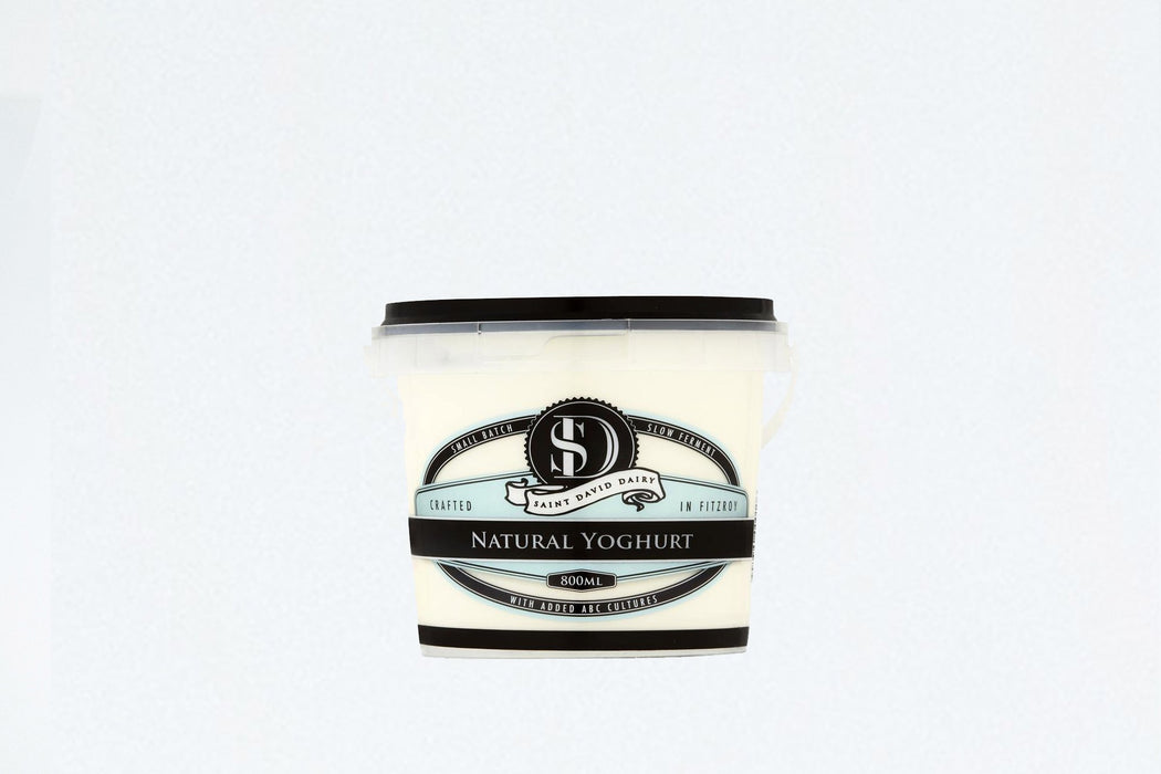 St David Dairy Natural Yoghurt