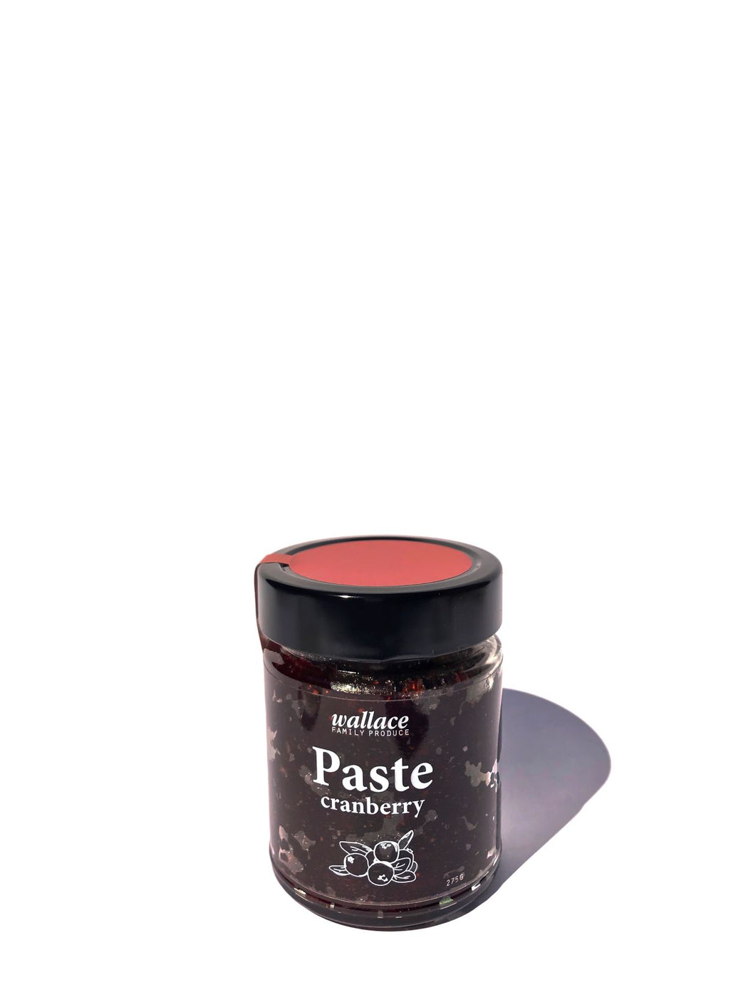 Wallace Family Produce Cranberry Paste