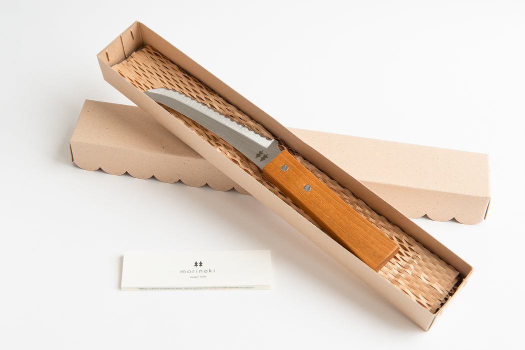 Shikisai Morinoki Soft Cheese Knife