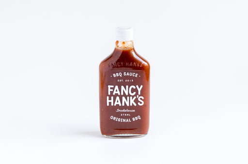 Fancy Hank's Original BBQ Sauce