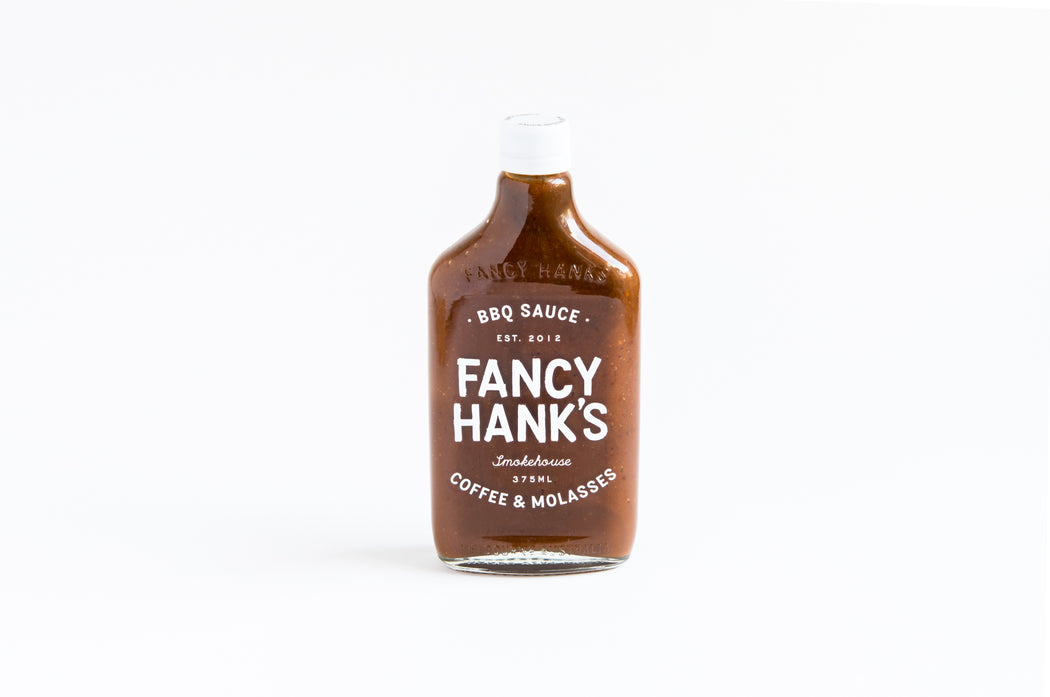 Fancy Hanks Coffee & Molasses BBQ Sauce