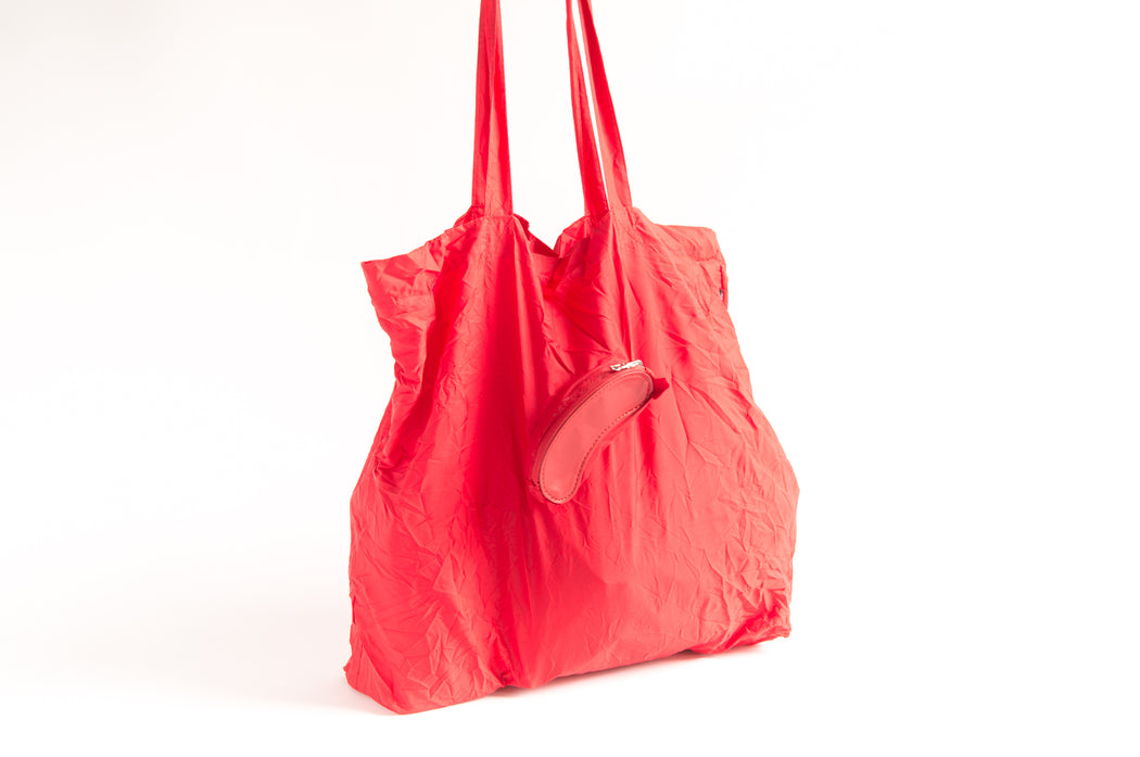 Red Sausage Bag