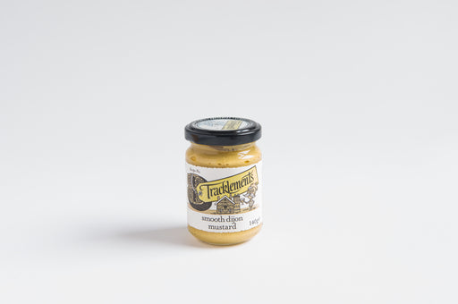 Tracklements Smooth dijon mustard