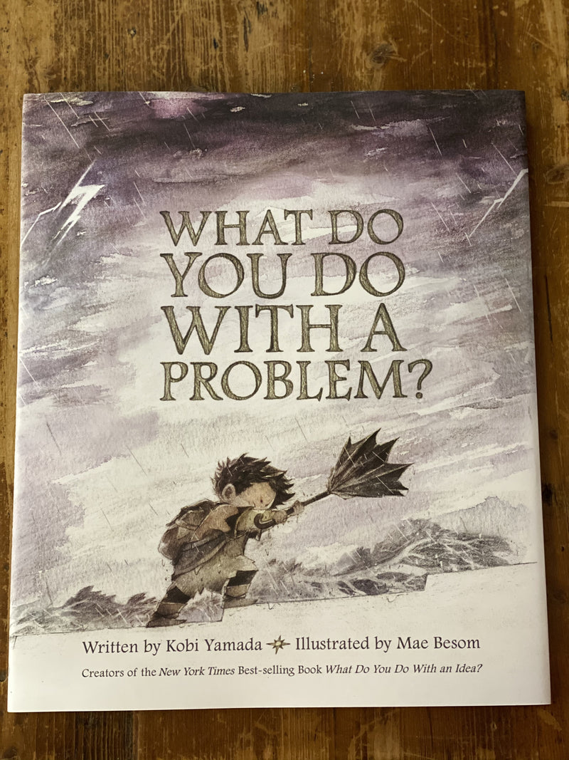 What Do You Do With A Problem - book