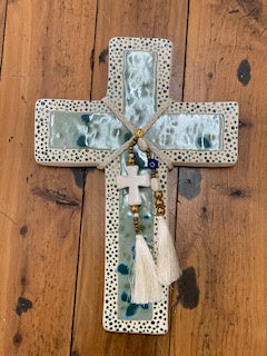 Ceramic Cross 3
