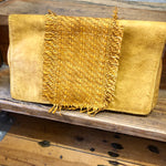 Savanna oversized clutch