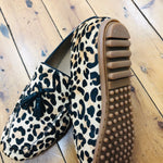 Women's Leopard print Loafer