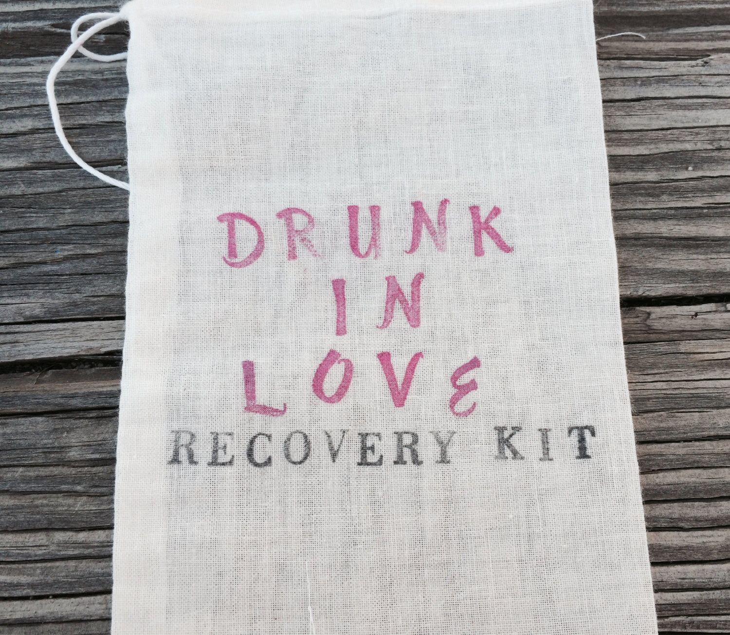 15 Hangover kits, 6x8 recovery kit, bachelorette survival kit, bachelorette party favor, girls night out