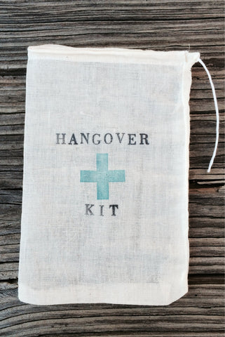 15 Hangover kits, recovery kit, first aid kit, bachelorette party survival kit, groomsmen survival kit, bridesmaid recovery kit, wedding