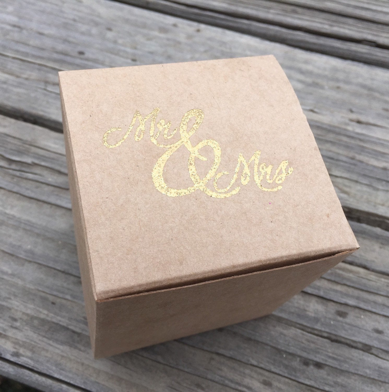 10 Embossed Wedding Favor Boxes Cupcake Boxes Treat Boxes Small