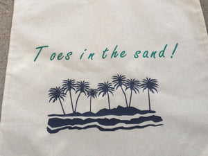 Toes In The Sand Wedding Welcome Bag Beach Quotes Destination
