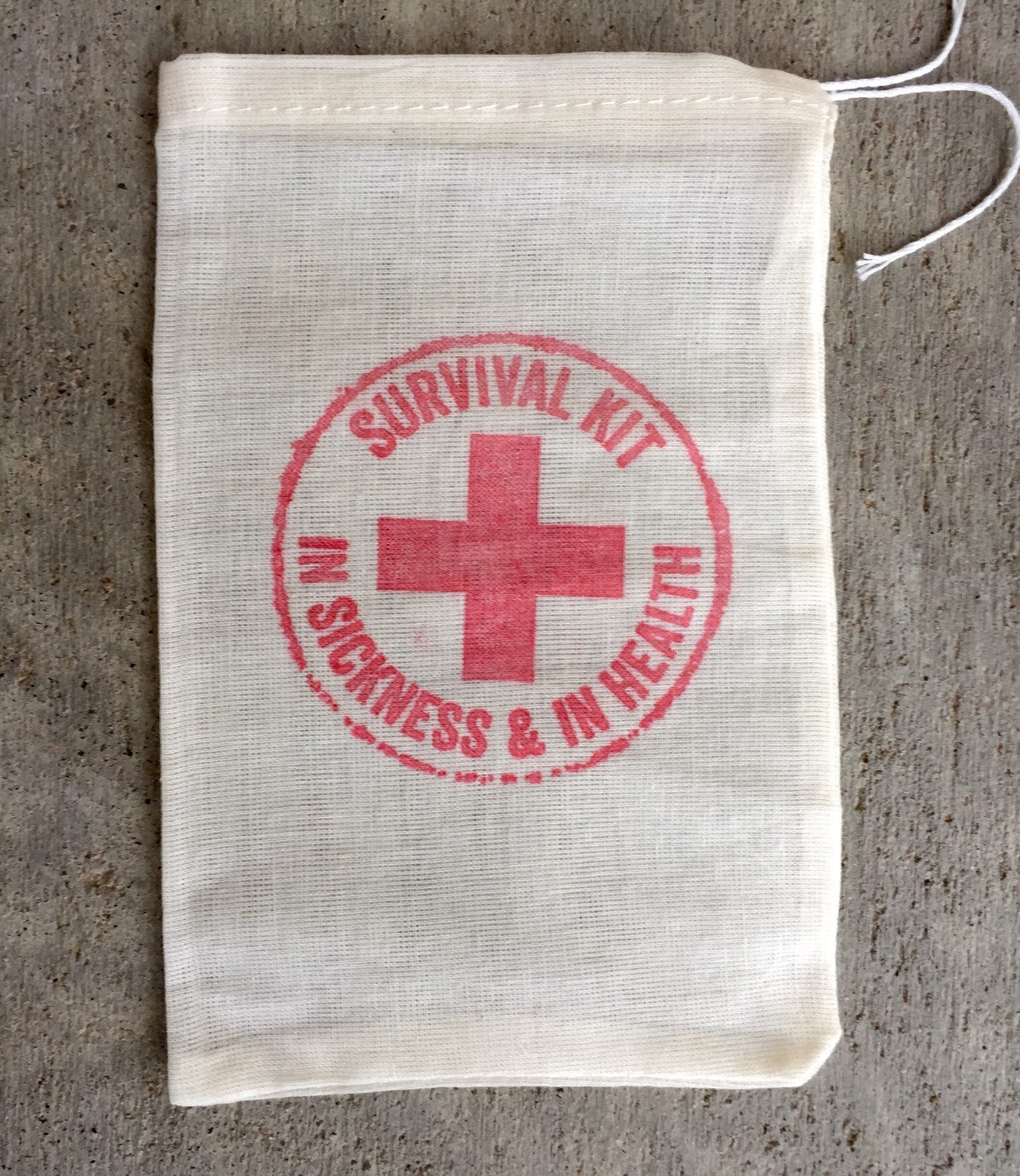 15 survival kits, wedding favor bags, recovery bags, first aid bags, hangover kits, hangover bags, wedding welcome bag favors