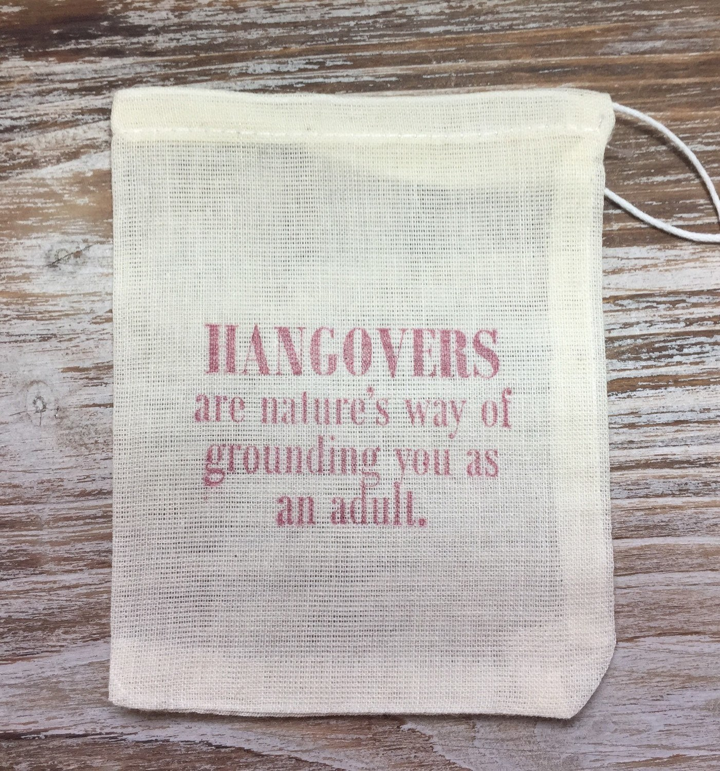 10 hangover kits, hangover bags, recovery kits, survival kits, hangover party favors, bachelor party favors, bacheloretty party