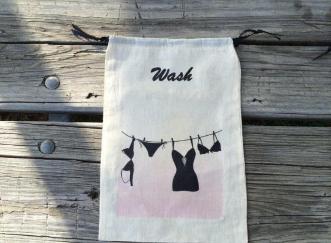 Travel Lingerie Bags