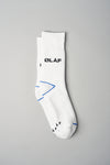 ØLÅF Socks <br>White