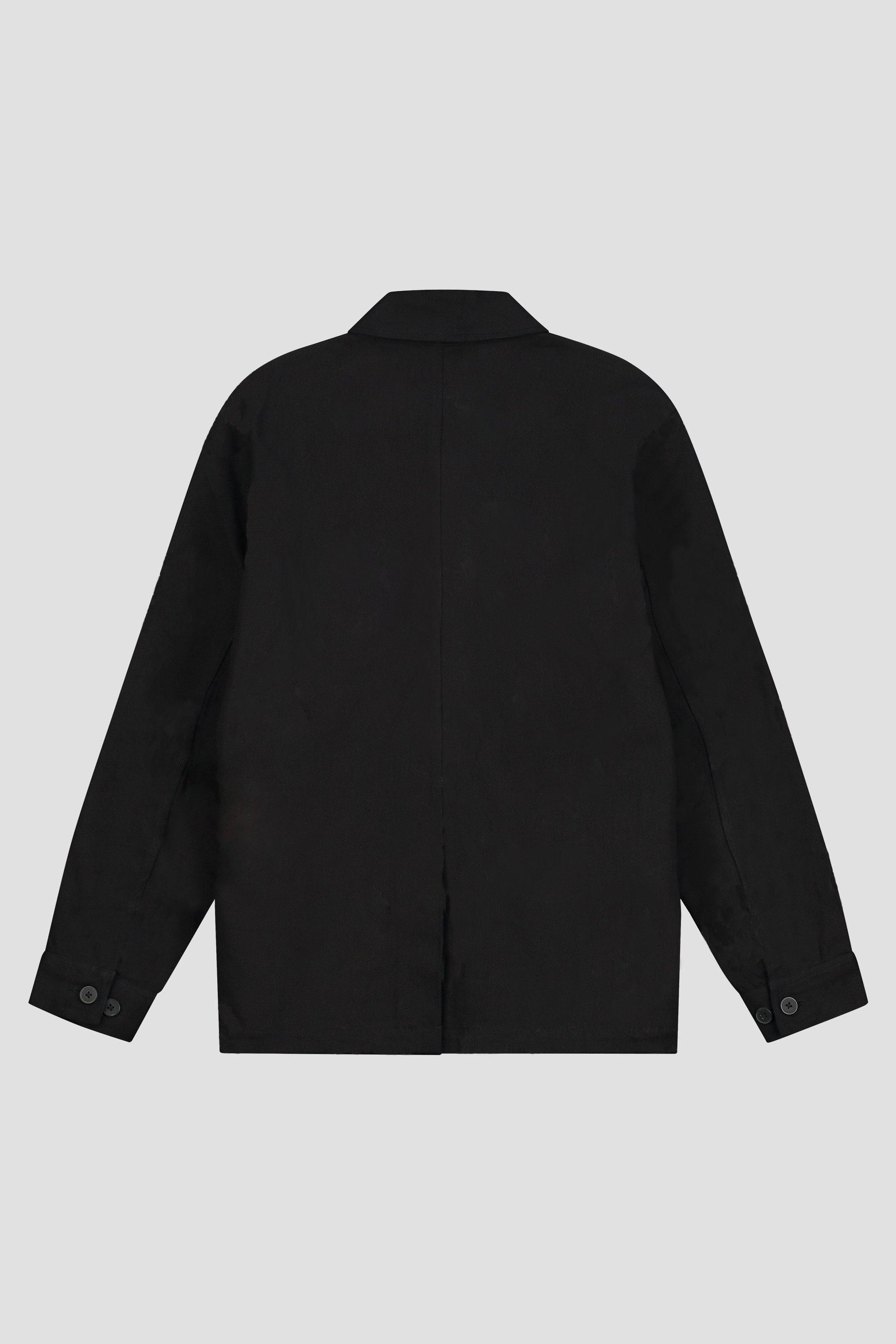 ØLÅF Workwear Jacket - Black