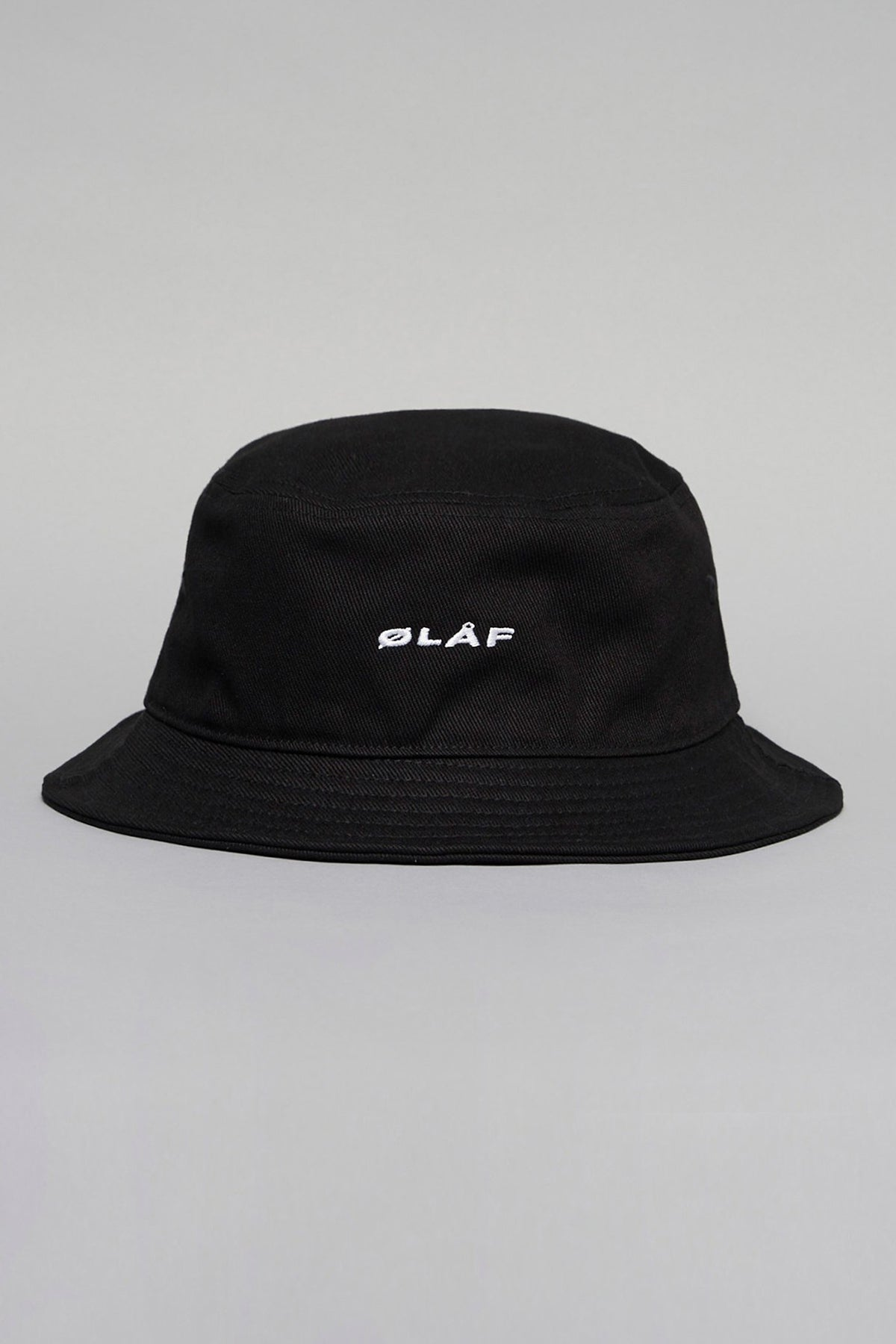 ØLÅF Bucket Hat - Black