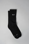 ØLÅF Mini Logo Socks <br>Black