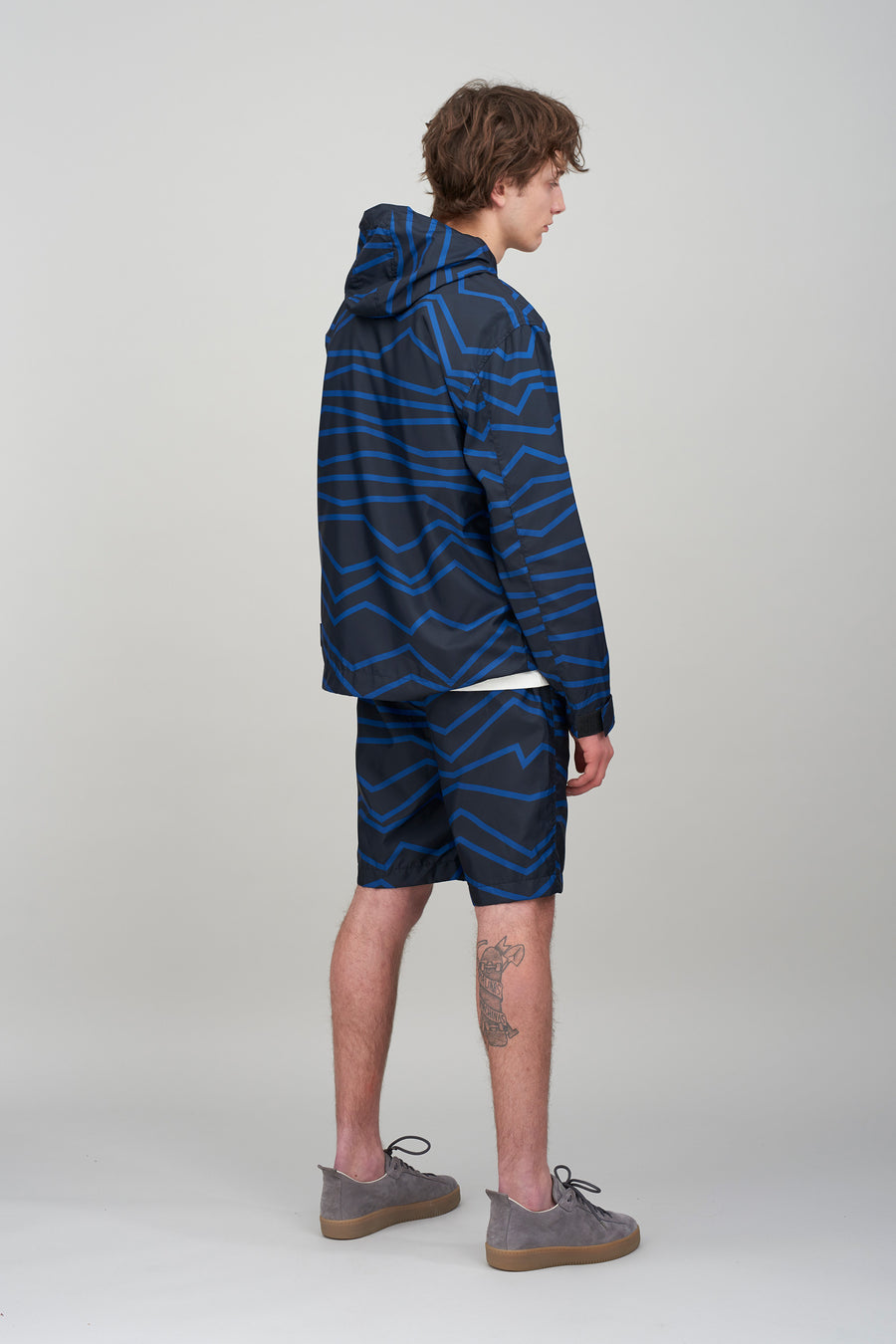 Low Countries Anorak <br>Blue