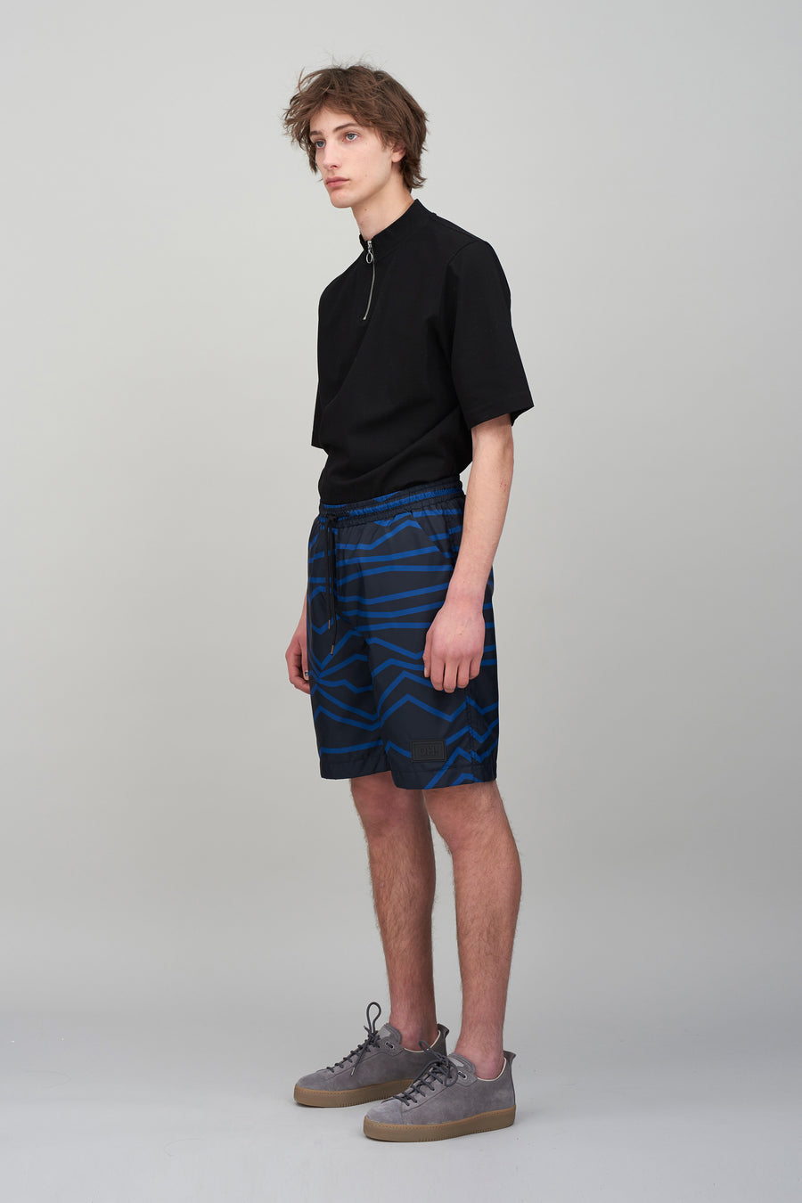 Low Countries Shorts <br>Blue