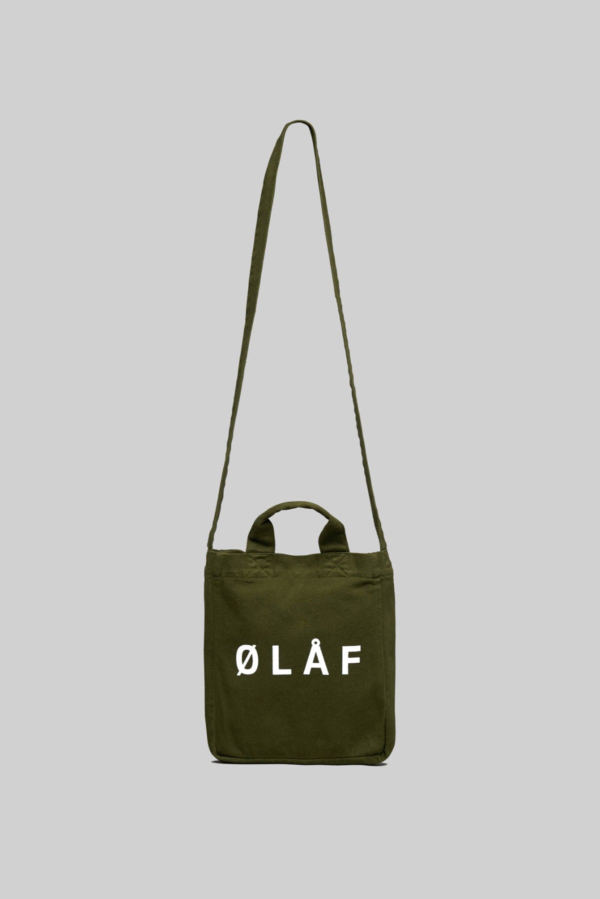 ØLÅF Mini Tote Bag <br>Sage