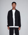 Nylon Track JKT Black