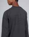 Seminomadic Long Sleeve <br>Dark Grey