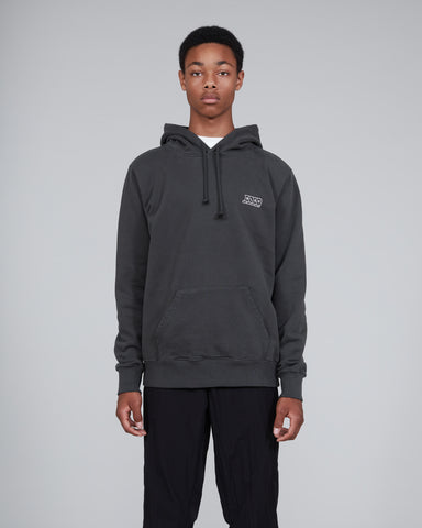 Sign Here Hoodie <br>Dark Grey