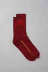ØLÅF Triple Socks <br>Maroon / Red