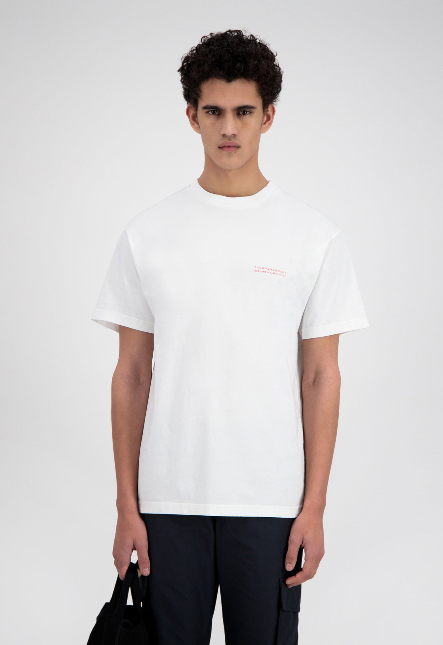 ØLÅF Mountain T <br>White