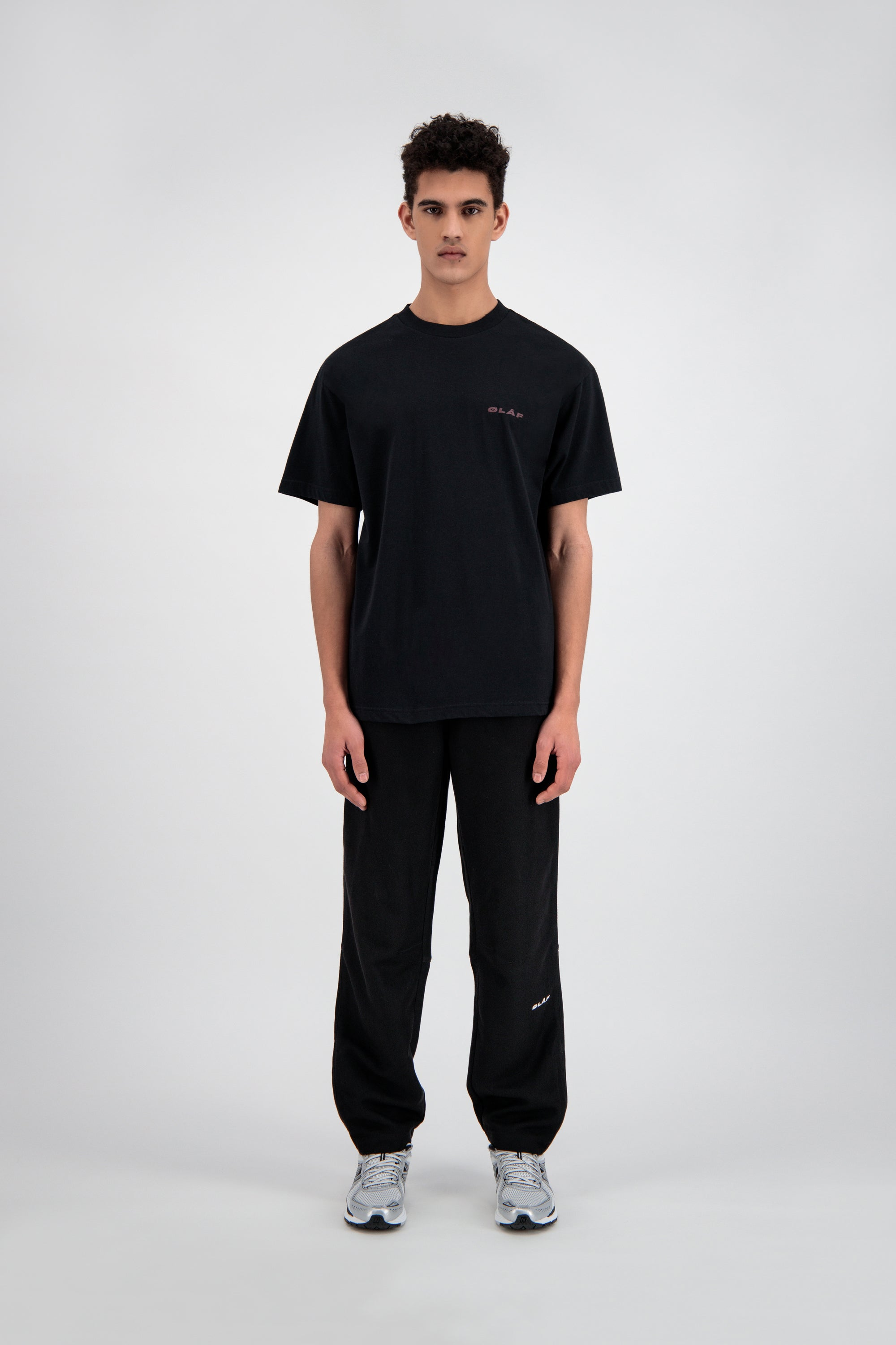 ØLÅF Uniform Tee <br>Black