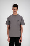 ØLÅF Uniform Tee <br>Gunmetal Grey