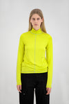 ØLÅF Sporty Turtle Neck <br>Sulfur