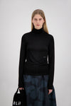 ØLÅF Sporty Turtle Neck <br>Black