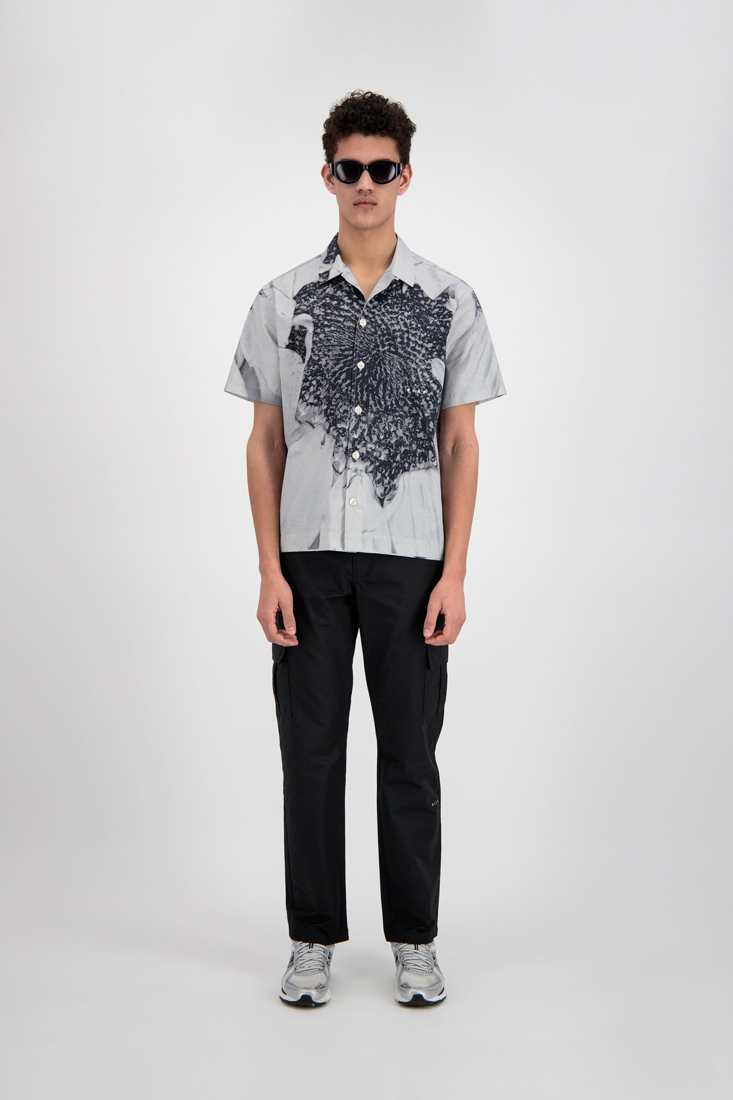 ØLÅF Overshirt SS <br>Digital Print