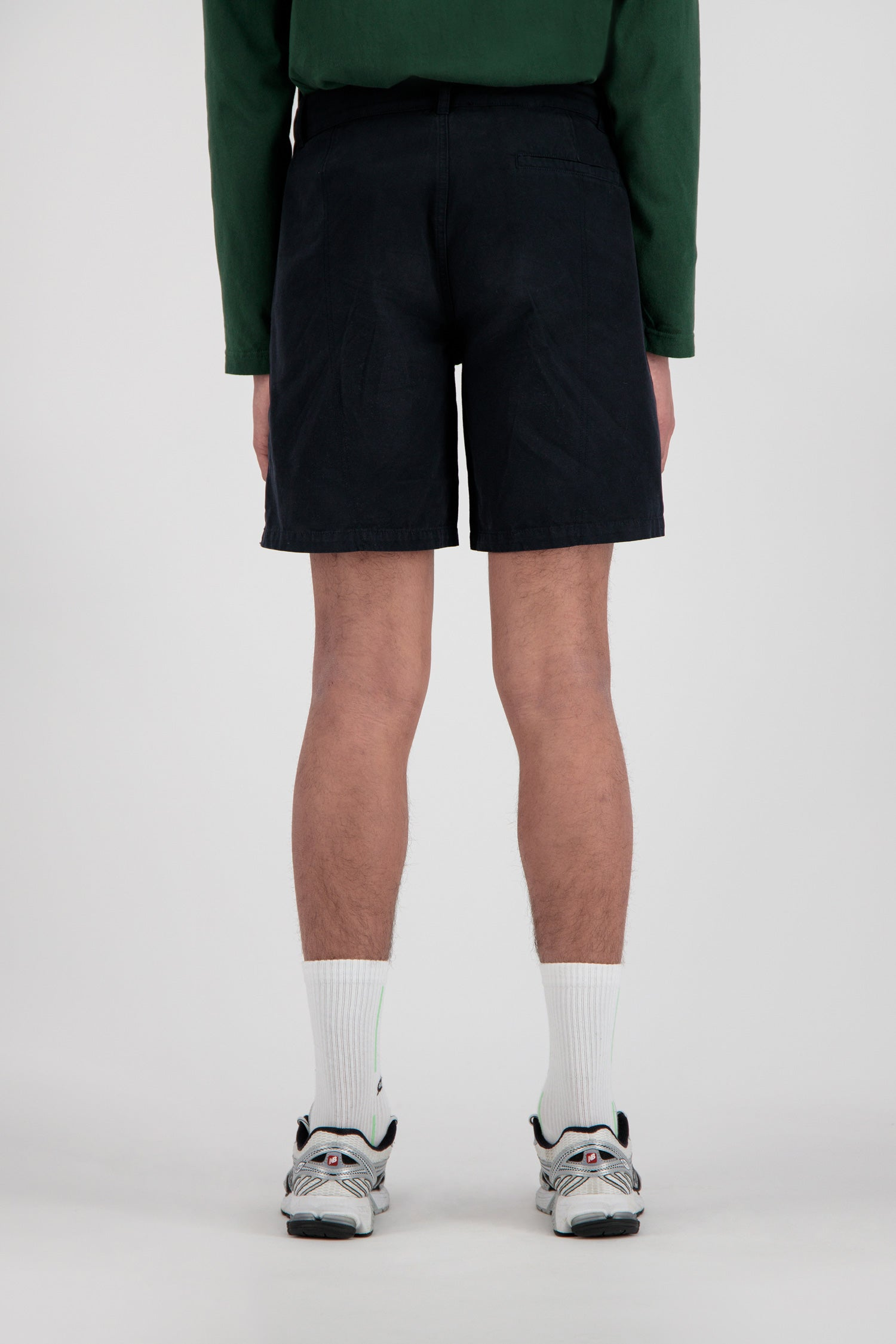 ØLÅF Uniform Shorts <br>Navy