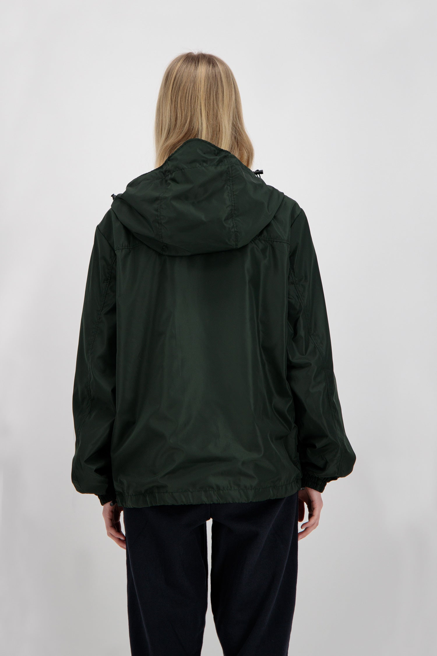 ØLÅF Zip Jacket <br>Kale Green