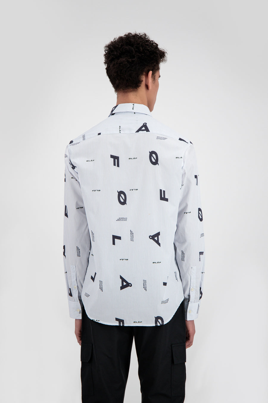 ØLÅF All Over Print Classic Shirt