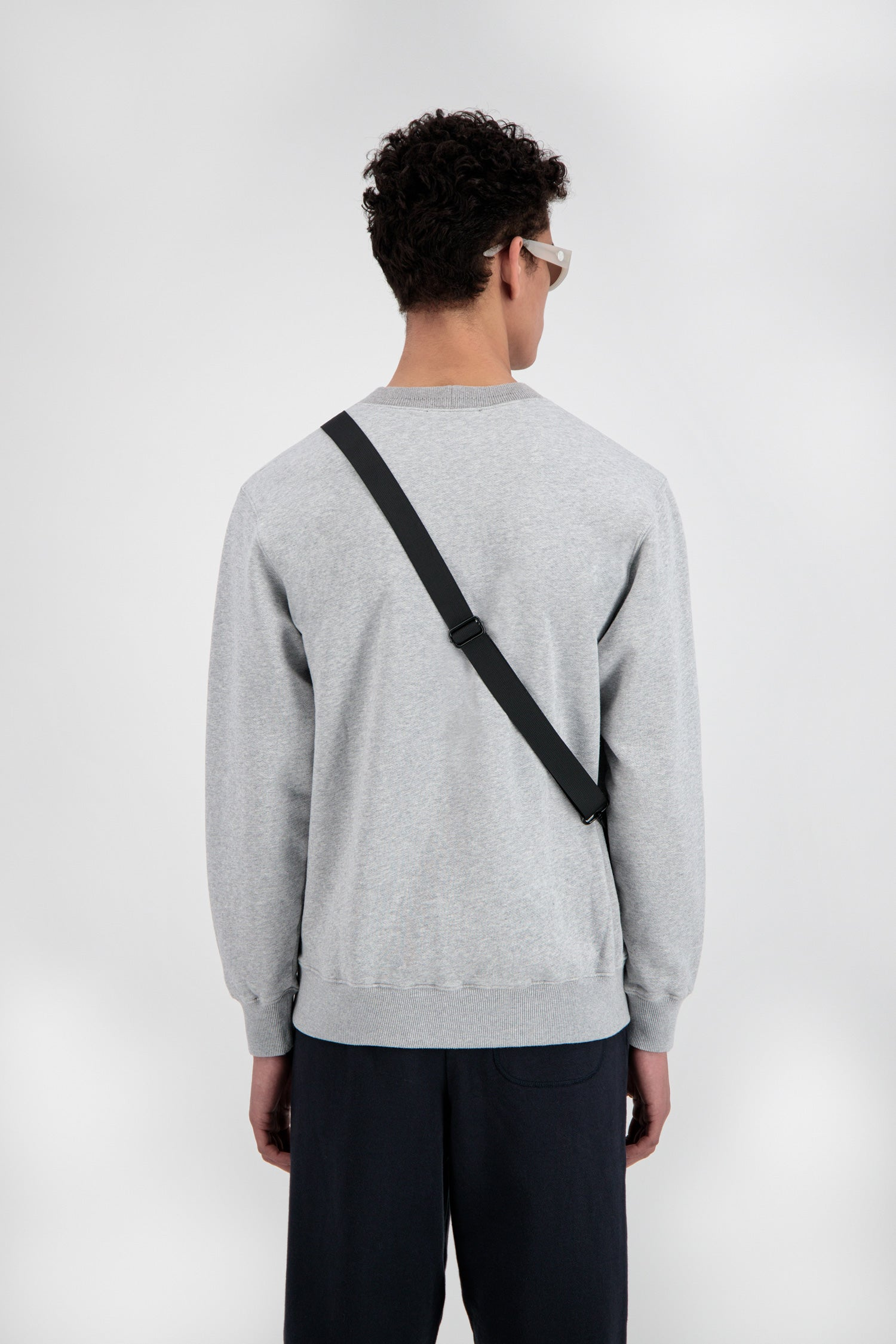 ØLÅF Crewneck <br>Heather Grey
