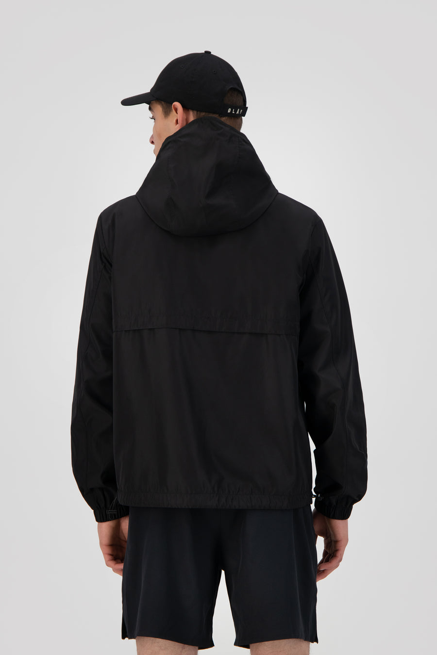 ØLÅF Zip Jacket - Black