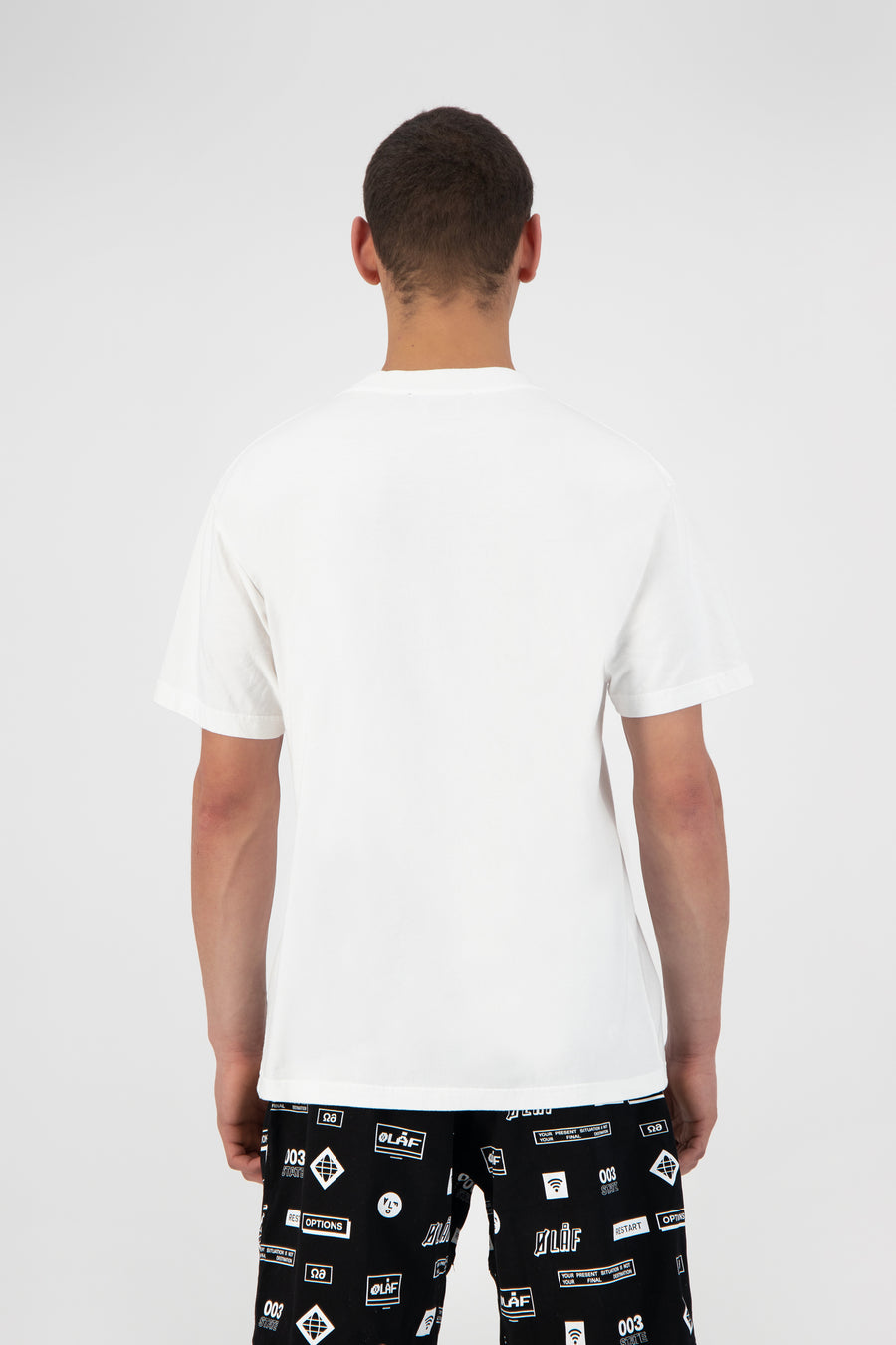 ØLÅF Uniform Tee - White