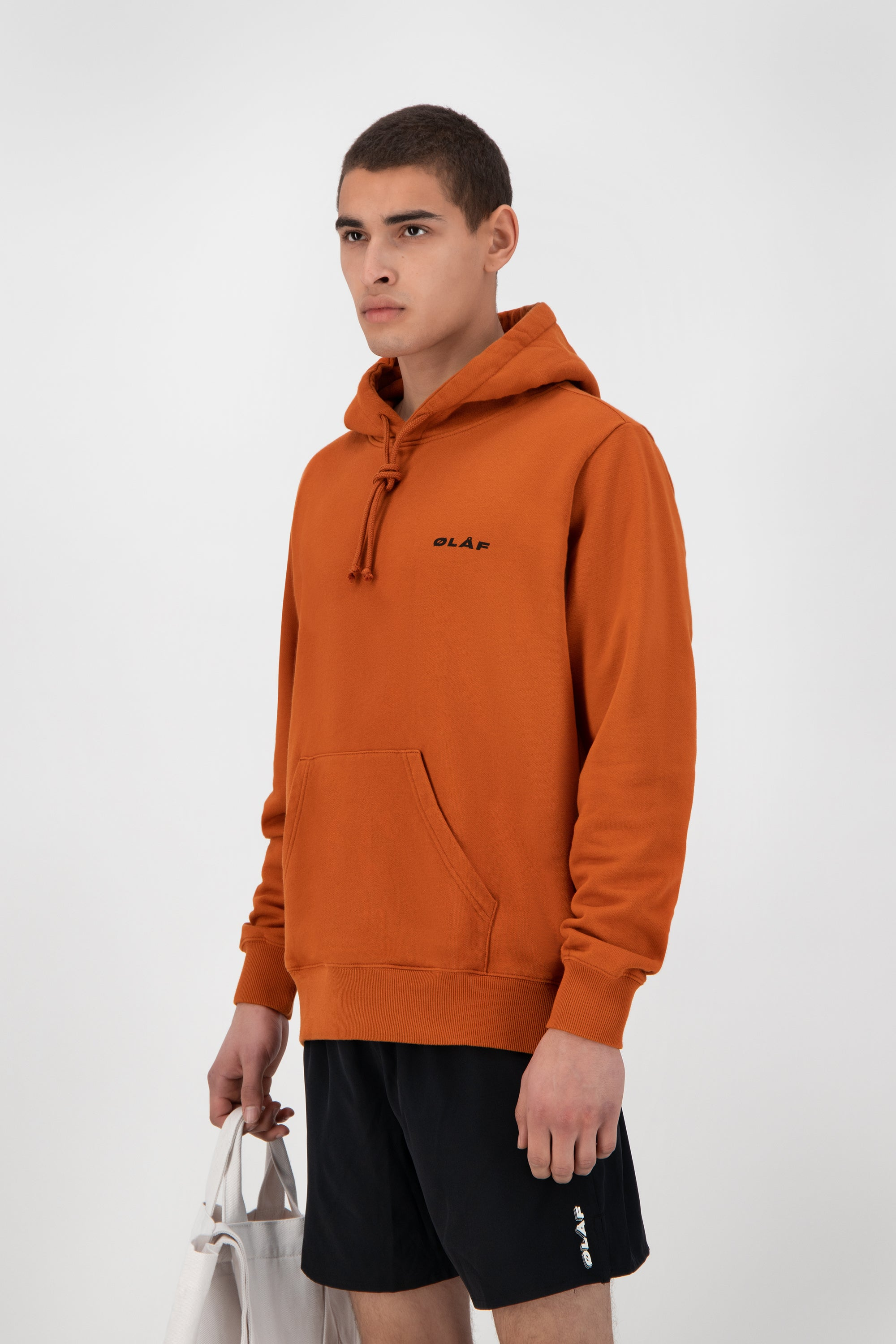 ØLÅF Uniform Hoodie <br>Burnt Orange